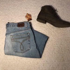 Light Blue Calvin Klein Jeans
